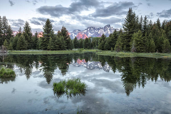 Schwabacher Photograph - Quiet Beginnings by Jon Glaser