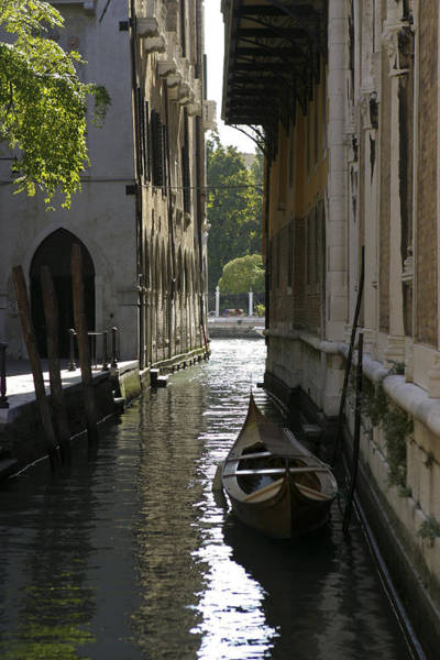 Photograph - Quiet Canal In Venice by Belinda Greb