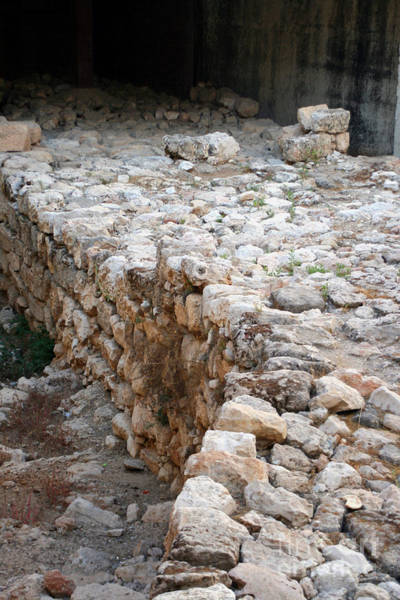 Photograph - Quiet Stones Of Israel by Doc Braham