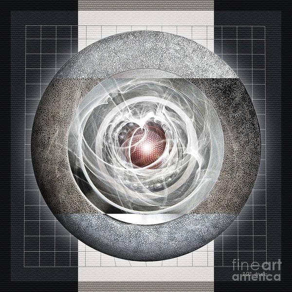 Essence Digital Art - Quinta Essentia by Diuno Ashlee