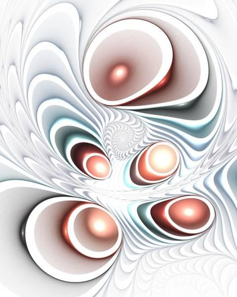 Digital Art - Quintet by Anastasiya Malakhova