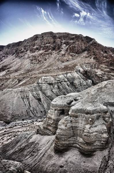 Photograph - Qumran by Mark Fuller