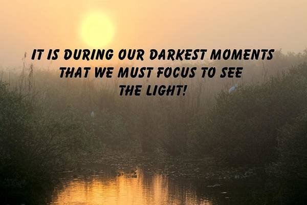 Photograph - Quote On Sunrise-1 by Rudy Umans