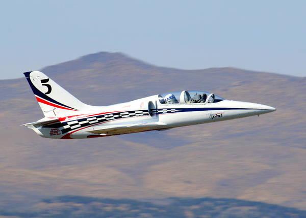 Photograph - R2d2 Flies At The Reno Air Races by John King