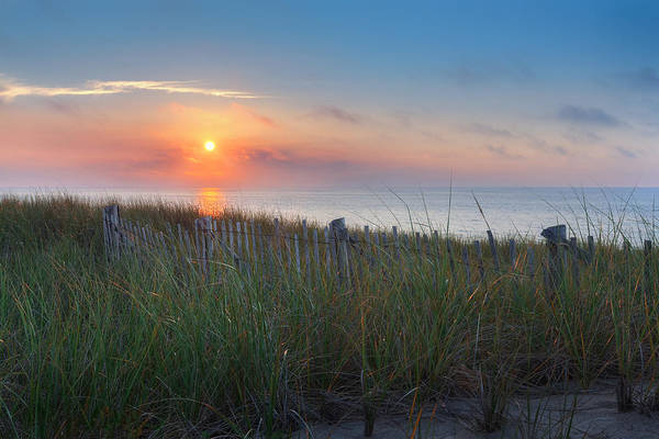 Gay Photograph - Race Point Sunset by Bill Wakeley