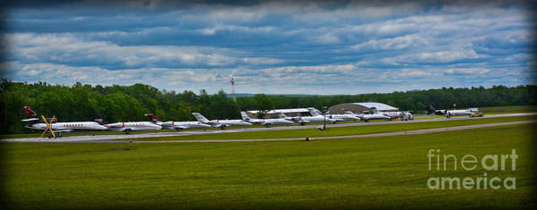 Photograph - Race Week 2014 Pocono Airport  by Gary Keesler