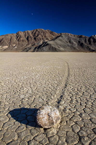 Photograph - Racetrack In Death Valley National Park by Pierre Leclerc Photography