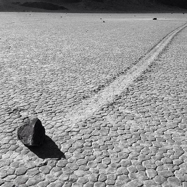 Wall Art - Photograph - Racetrack Playa by Randy Lemoine