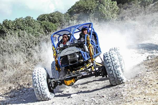 Wall Art - Photograph - Racing Buggy by Photostock-israel