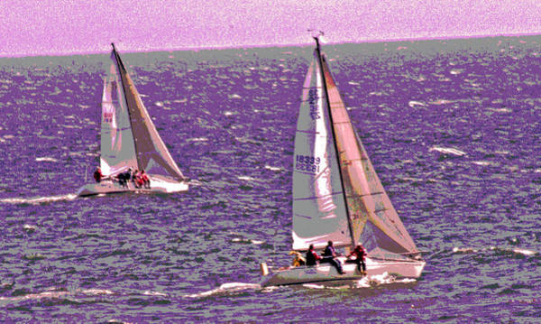 Photograph - Racing The Wind by Joseph Coulombe