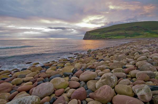 Headlands Photograph - Rackwick Beach by Simon Fraser/science Photo Library