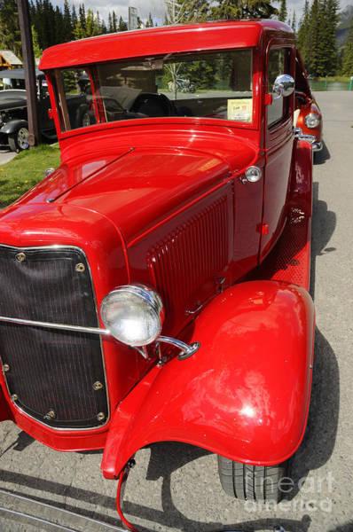 Photograph - Racy 1933 Ford Truck by Brenda Kean
