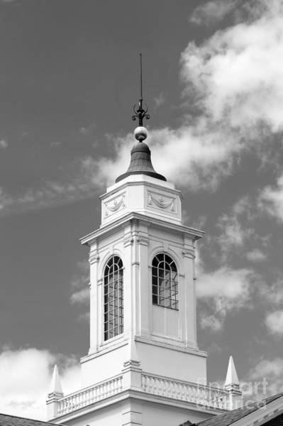 Harvard University Photograph - Radcliffe College Cupola by University Icons