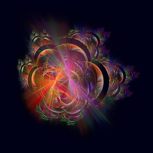Digital Art - Radiance-2 by Doug Morgan