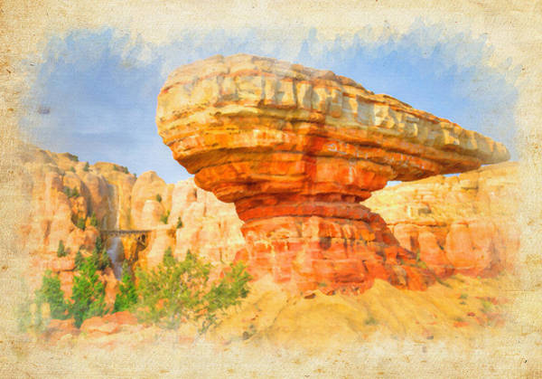 Wall Art - Photograph - Radiator Springs by Ricky Barnard