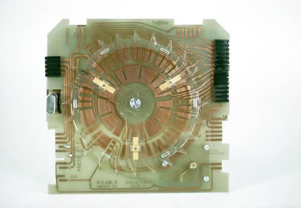 Met Photograph - Radiosonde Circuitry by British Crown Copyright, The Met Office / Science Photo Library