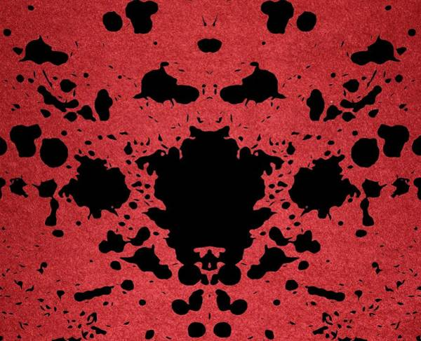 Digital Art - Rage by Dan Sproul