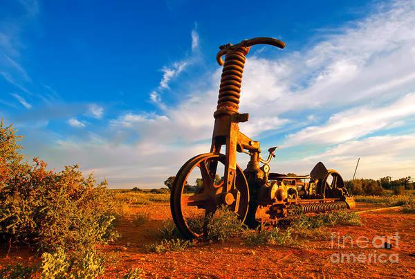 Silverton Photograph - Rail Bike by Bill  Robinson