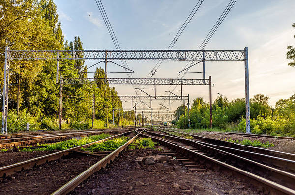 Photograph - Railway To Nowhere by Tgchan