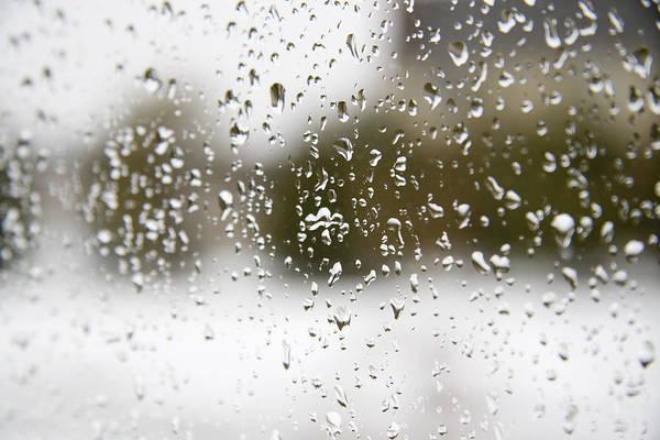 Clear Coat Wall Art - Photograph - Rain by Alexey Stiop