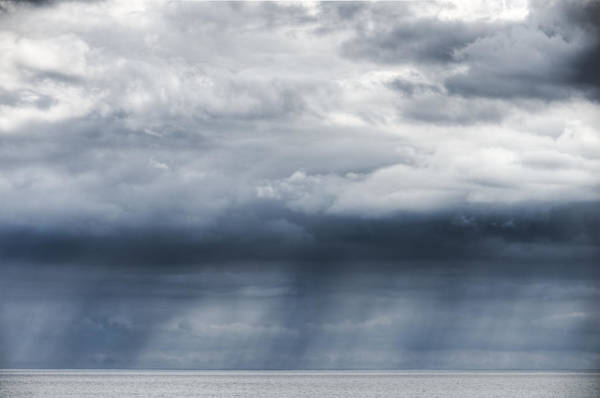Photograph - Rain On The Lake by Ross G Strachan