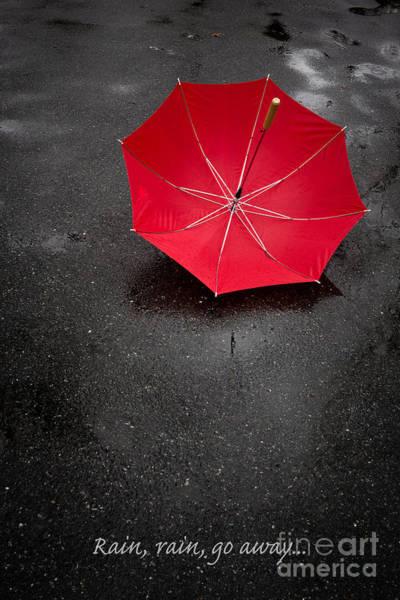 Photograph - Rain Rain Go Away by Edward Fielding