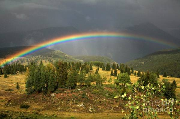 Photograph - Rainbow After The Monsoon by Adam Jewell