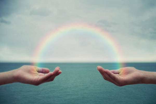 Photograph - Rainbow by Alicia Llop