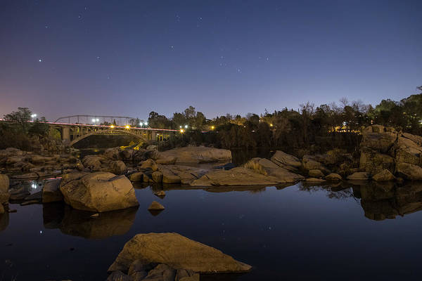 Photograph - Rainbow Bridge by Lee Harland