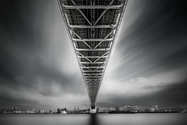 Wall Art - Photograph - Rainbow Bridge Profile by Dr. Akira Takaue