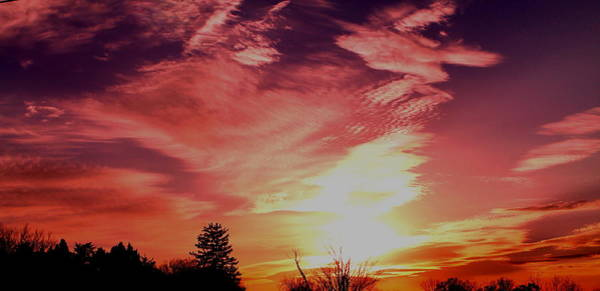 Photograph - Rainbow Clouds by Candice Trimble