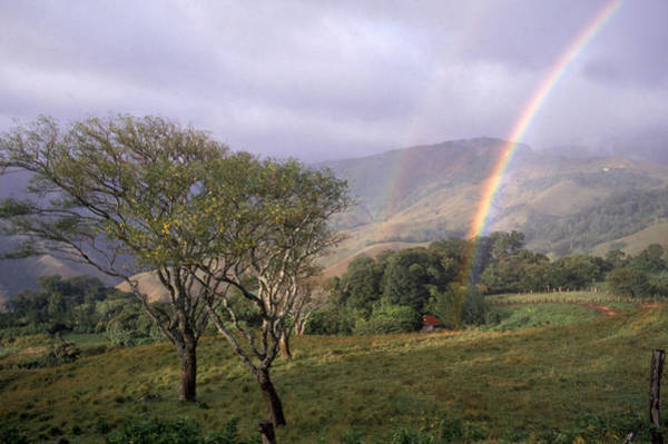 Wall Art - Photograph - Rainbow, Costa Rica by Jeanne White