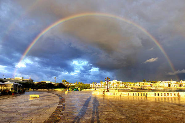 Photograph - Rainbow by Fabrizio Troiani
