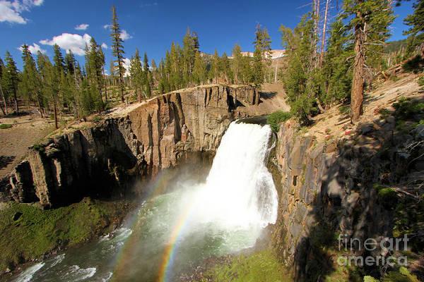 Photograph - Rainbow Falls Gorge by Adam Jewell