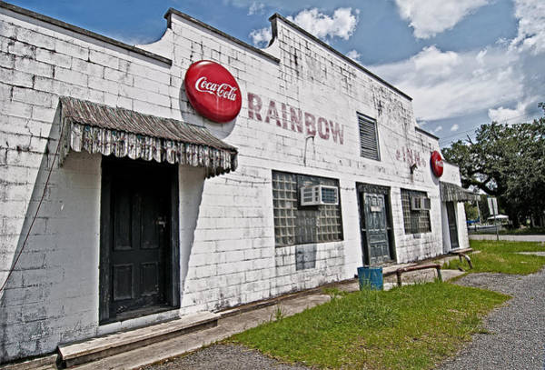 Photograph - Rainbow Inn Cajun Dance Hall by Andy Crawford