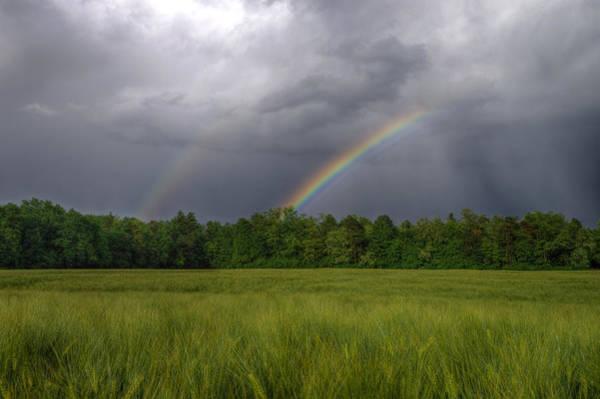 Photograph - Rainbow by Ivan Slosar