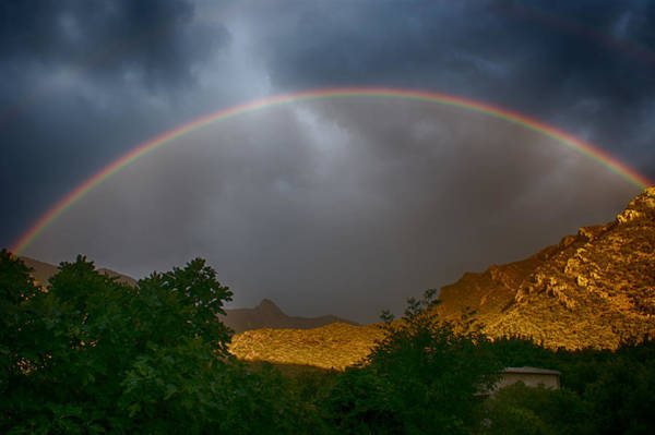 Photograph - Rainbow by Nanda Baba das