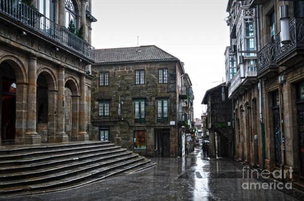 Photograph - Raining In Pontevedra by RicardMN Photography