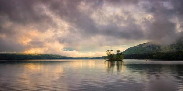 Photograph - Rainy Day At Moose Pond by Darylann Leonard Photography