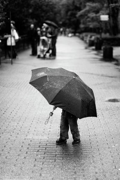 Rainy Photograph - Rainy Day by Liesbeth Van Der