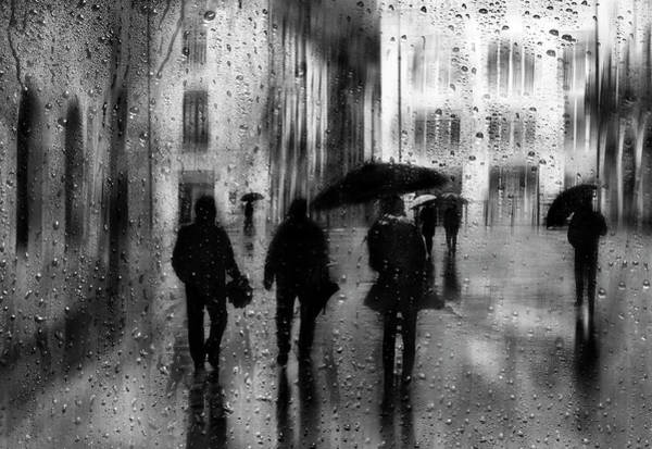 Rainy Photograph - Rainy Days by Fran Osuna