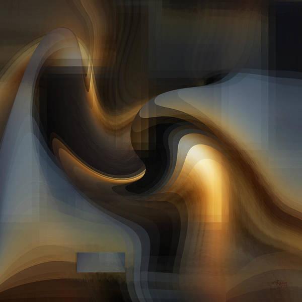 Digital Art - Raising Lazarus by rd Erickson