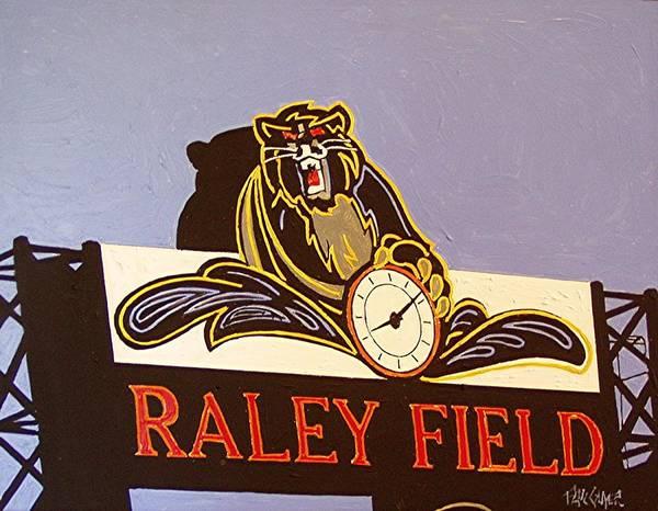Raley Field Art Print by Paul Guyer