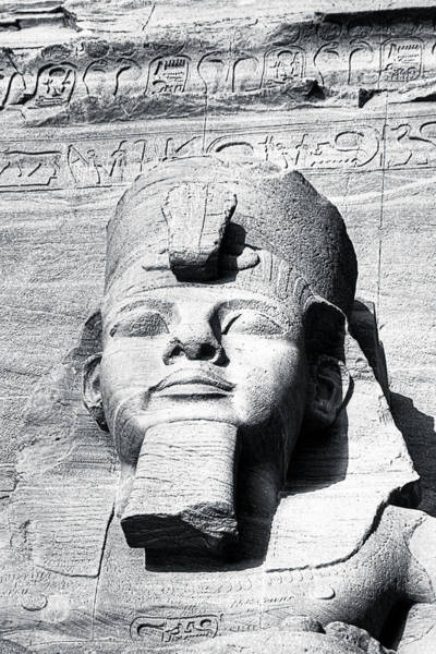 Photograph - Ramses The Great - Ozymandias by Mark Tisdale