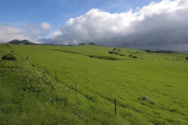 Ranch Photograph - Ranch Land On No Kohala Mountain Road by John Elk