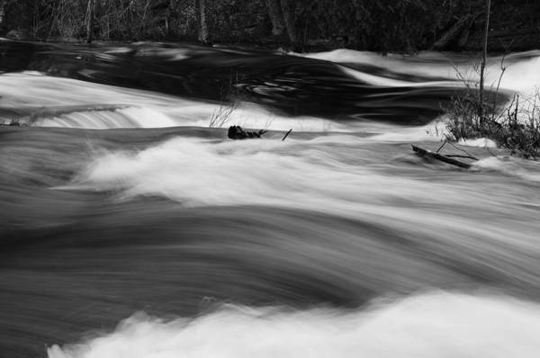 Photograph - Raquette River #2 by Bob Grabowski