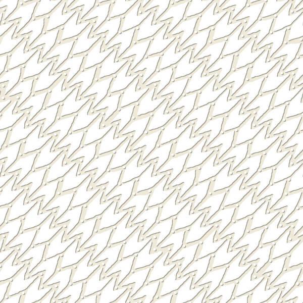 Wall Art - Drawing - Rashmi Ikat Ivory White by MGL Meiklejohn Graphics Licensing