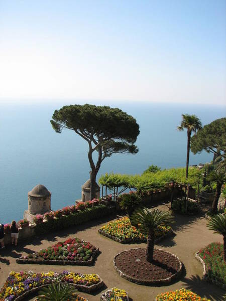 Wall Art - Photograph - Ravello by Carla Parris