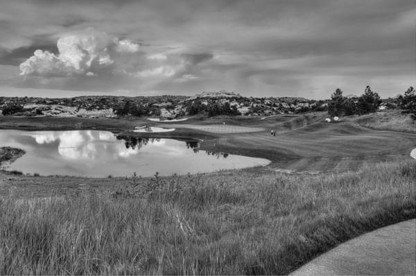 Photograph - Ravenna Golf Course by Ron White