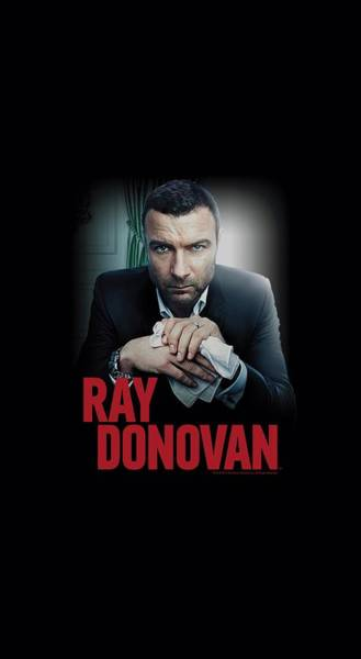 Wall Art - Digital Art - Ray Donovan - Clean Hands by Brand A
